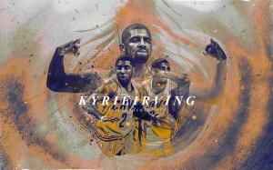 Desktop Wallpaper: Basketball Print