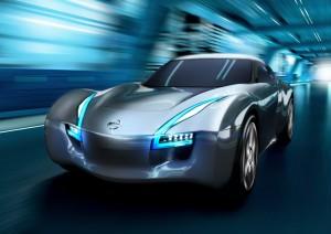 Desktop Wallpaper: Grey Nissan Concept ...