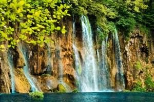Desktop Wallpaper: Waterfalls From The ...