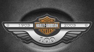 Desktop Wallpaper: Harley Davidson Moto...