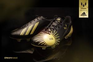 Desktop Wallpaper: Adidas Black And Gol...