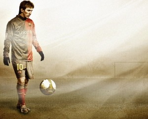 Desktop Wallpaper: Man In Brown And Red...
