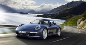 Desktop Wallpaper: Gray Porsche 911 On ...