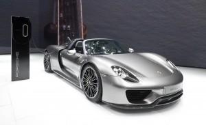 Desktop Wallpaper: Gray Porsche Carrera...