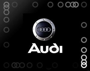 Desktop Wallpaper: Audi Logo