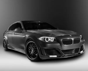 Desktop Wallpaper: Black BMW Photograph...