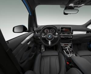 Desktop Wallpaper: Black BMW Exterior