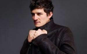 Desktop Wallpaper: Man In Black Leather...