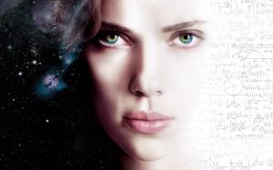 Desktop Wallpaper: Woman With Green Eye...