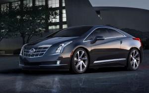Desktop Wallpaper: Black Cadillac CTS C...