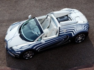 Desktop Wallpaper: White Blue Car Ride ...