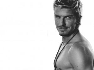Desktop Wallpaper: Handsome Beckham