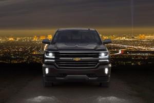 Desktop Wallpaper: Black Chevrolet SUV