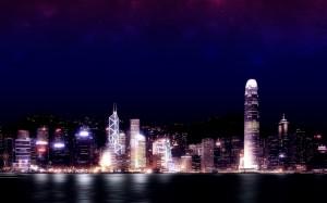 Desktop Wallpaper: High Rise Buildings ...
