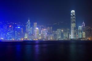 Desktop Wallpaper: View Of City Buildin...