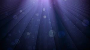 Desktop Wallpaper: Purple Light Rays Ar...