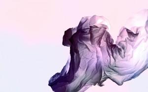 Desktop Wallpaper: Purple Green And Whi...