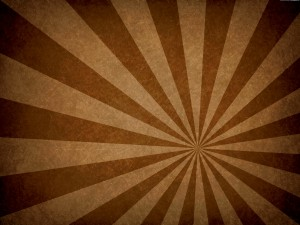 Desktop Wallpaper: Brown Stripes Illust...