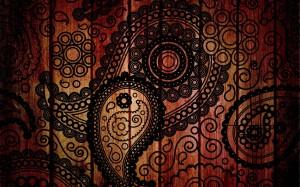 Desktop Wallpaper: Brown And Black Pais...
