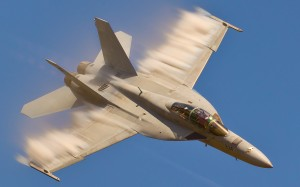 Desktop Wallpaper: White Aircraft In Ti...