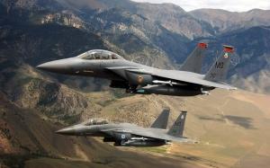 Desktop Wallpaper: F15 Eagles
