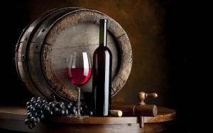 Desktop Wallpaper: Clear Wine Glass Bes...