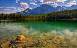Desktop Wallpaper: Body Of Water Near O...