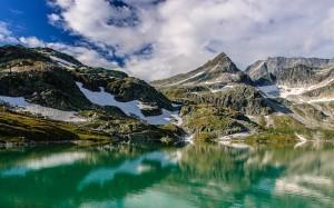 Desktop Wallpaper: Landscape Photo Of G...