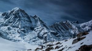 Desktop Wallpaper: Landscape Photo Of S...