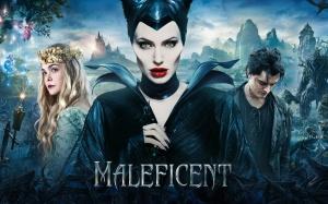 Desktop Wallpaper: Maleficent Disney Vi...