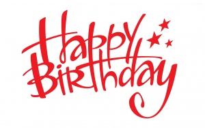 Desktop Wallpaper: Happy Birthday With ...