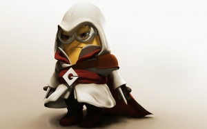 Desktop Wallpaper: Minion Assassins Cre...