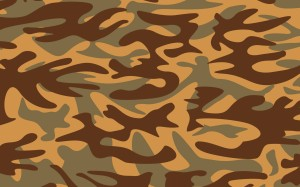 Desktop Wallpaper: Gray Brown Illustrat...