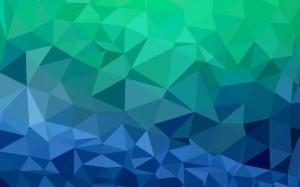 Desktop Wallpaper: Green Blue Wallpaper