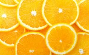 Desktop Wallpaper: Orange Slices