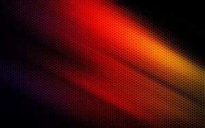Desktop Wallpaper: Red And Orange Texti...