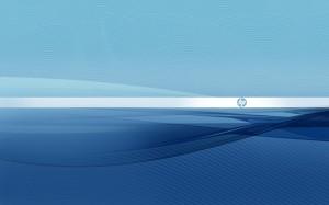 Desktop Wallpaper: HP Logo
