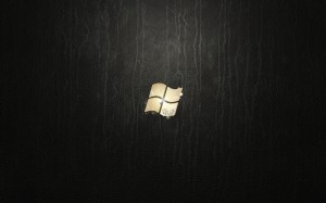 Desktop Wallpaper: Microsoft Window Log...