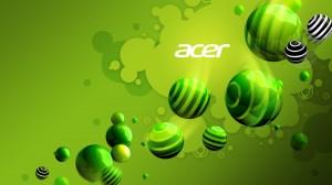 Desktop Wallpaper: Green And Black Whit...