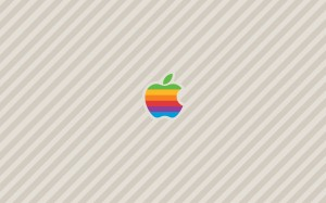 Desktop Wallpaper: Apple Logo