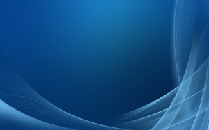 Desktop Wallpaper: Blue Air Wave