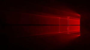 Desktop Wallpaper: Red Light Coming Fro...