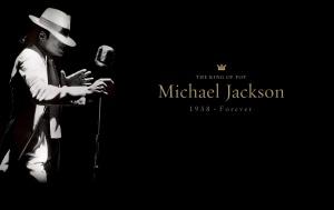Desktop Wallpaper: The King Of Pop Mich...