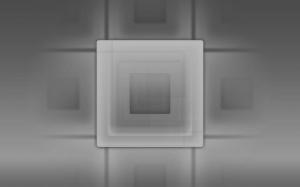 Desktop Wallpaper: White And Black Box ...