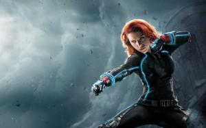 Desktop Wallpaper: Scarlett Johansson A...