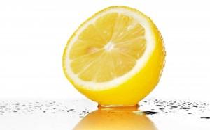 Desktop Wallpaper: The Half a Lemon