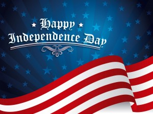Desktop Wallpaper: Happy Independence D...