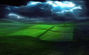 Desktop Wallpaper: Windows logo