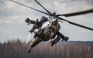 Desktop Wallpaper: Mi-28 helicopter
