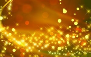 Desktop Wallpaper: Sparkling lights